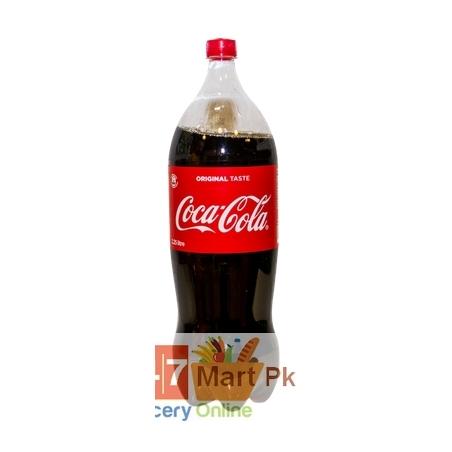 Coke Jumbo 2.25 ltr