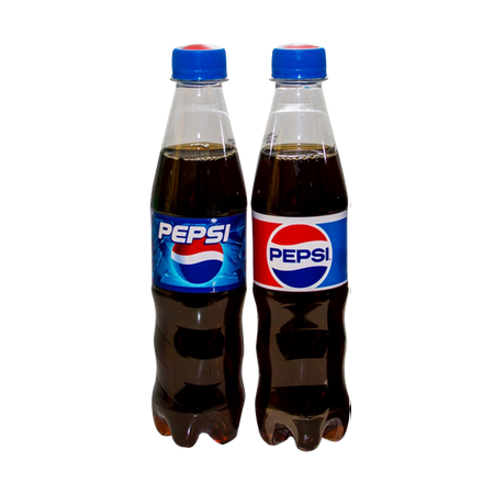 Pepsi Bottle 345 ml