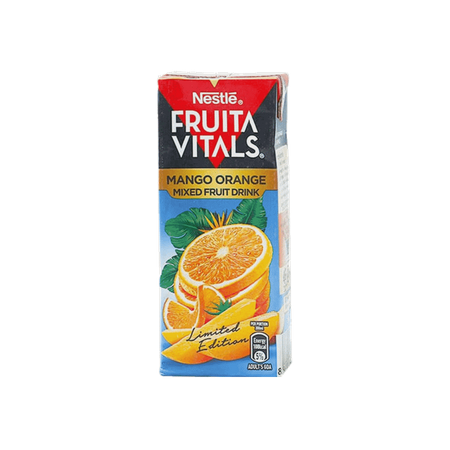 Nestle Juice Mango Orange...