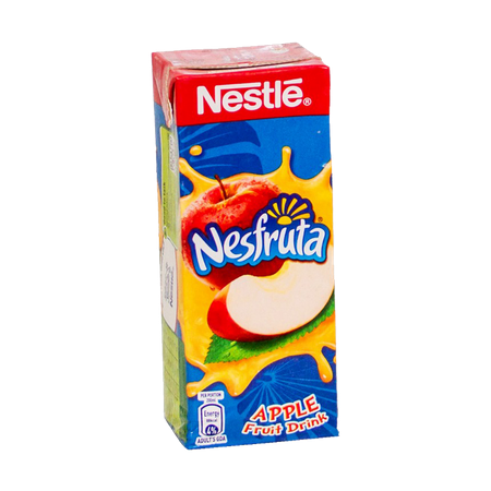 Nestle Nesfruta Juice Apple...