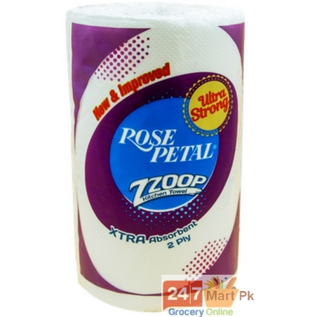Rose Petal Kitchen Towel...