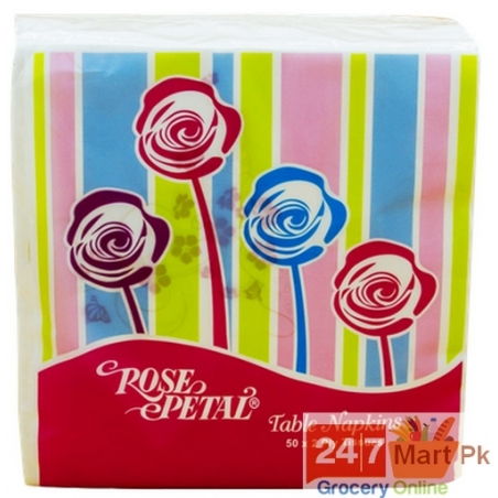 Rose Petal Table Napkins...