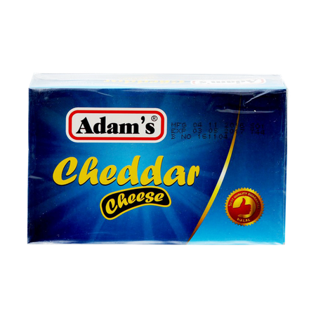 Adam's Cheddar Cheese 453 gm