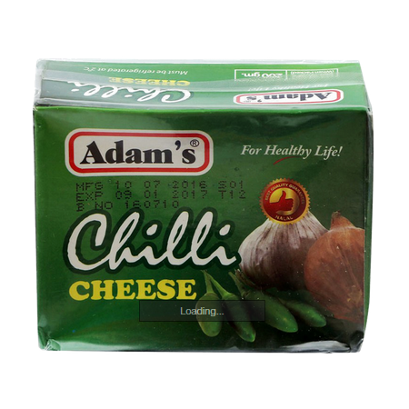 Adam's Chilli Cheese 227 gm