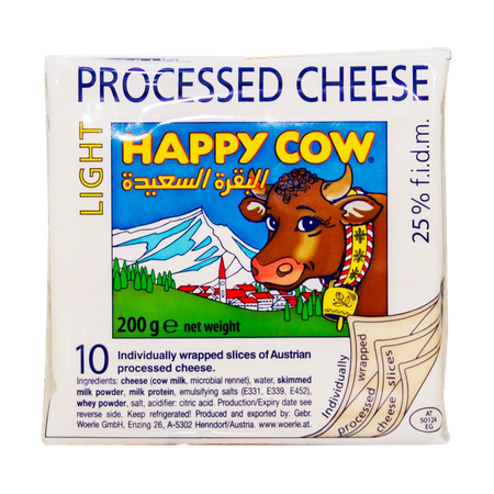 Happy Cow Cheese Low Fat...