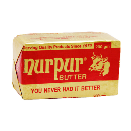 Nurpur Butter 200 gm