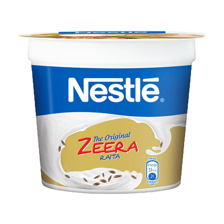 Nestle Zeera Raita 250 gm